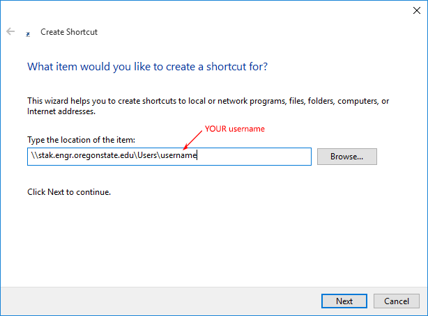Windows 10 Shortcut
